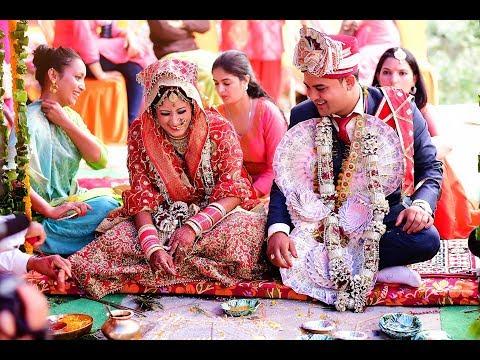Amit & Pooja   wedding day   the royal photo studio