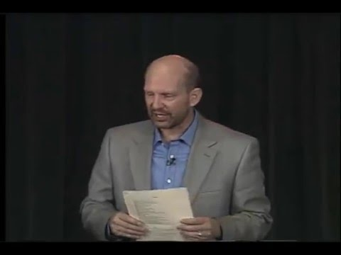 Funny Motivational Speaker Billy Riggs talks about Goal Setting
