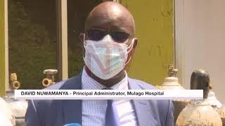 Mulago hospital lacks sufficient oxygen for patients