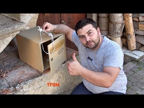How To Open A Mailbox Without Keys And Without Damage