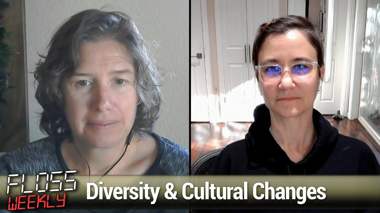 Microsoft and Open Source - Diversity, Cultural Changes, and the Cloud