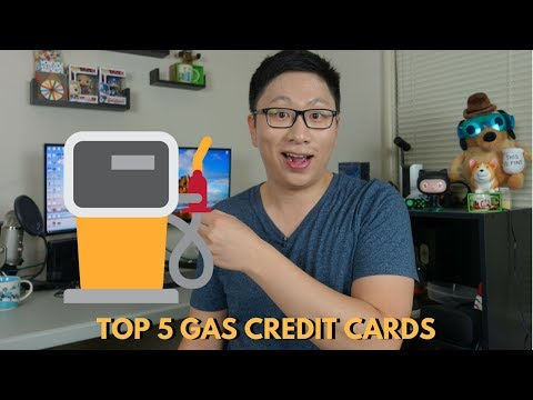 Top 5 GAS Cards for Cash Back 2017