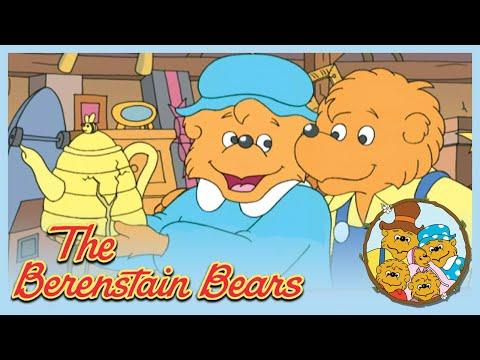 Berenstain Bears: Gotta Dance/ The Bad Dream - Ep.34