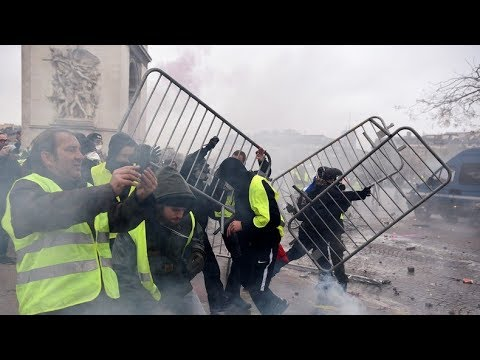 Edition spéciale RTFrance : suivez en direct les manifestations des Gilets Jaunes