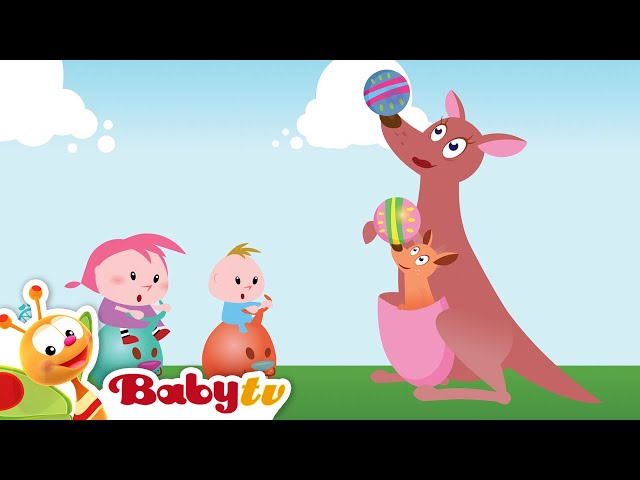 Playground | Surprise Box & Ferris Wheel | BabyTV