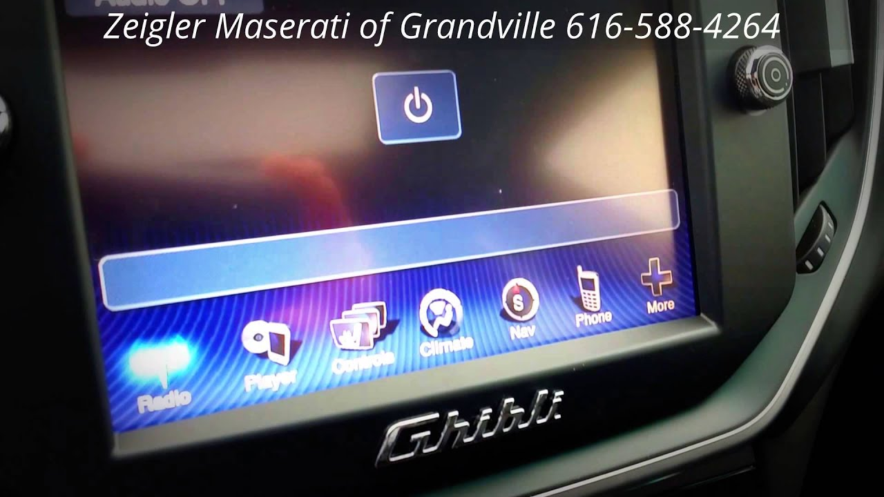 bronze nero with cuoio stitch 2015 ghibli s q4 at zeigler maserati of grandville youtube youtube