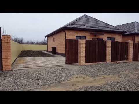 Дом в Краснодаре с ремонтом