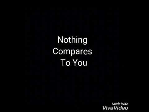 Sinead O'Connor - Nothing Compares To You - Deutsche Übersetzung
