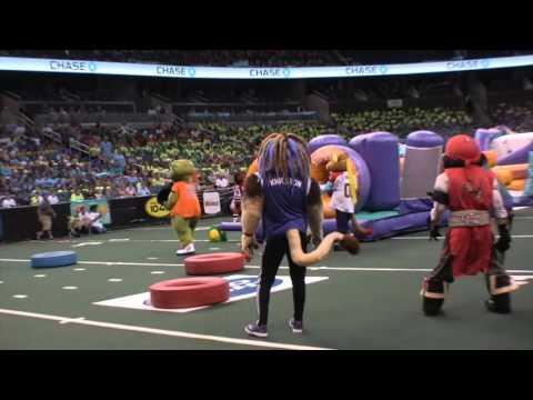 Mascot Games 6-19-15
