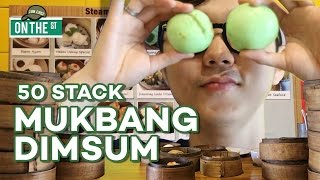 infinity dimsum challenge by korean chef