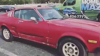 Toyota Celiac GT 1977