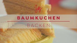 Baumkuchen backen | Betty´s Sugar Dreams