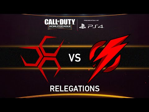 PULSE vs EXERTUS - CWL - Relegation