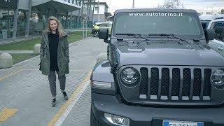 Наша Италия. «Una Macchina Di Futura.» Как Бы Тест-Драйв Jeep Wrangler Jl.