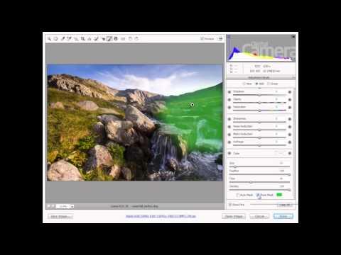 Efekt rozmytej wody za pomocą Photoshopa [tutorial]