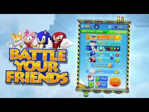 Sonic Jump Fever Trailer