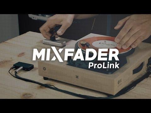 Introducing Mixfader ProLink - featuring Bepass, DJ Stresh, DJ Netik, Kodh & Battle Avenue