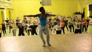 """ZUMBA """"El Baile Del Serrucho"""" by Regla Maria Hernandez Madej"""