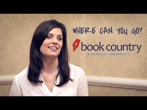 Book Country Member Andrea Dunlop Celebrates Publishing with Atria