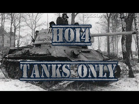 Hoi4 - Germany destroyed by 100,000 Soviet Tanks |