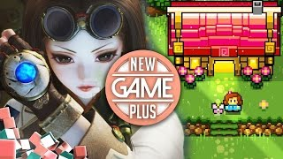 Dynasty Warriors meets Monster Hunter: Toukiden 2 & Blossom: The Sleeping King | New Game Plus #020