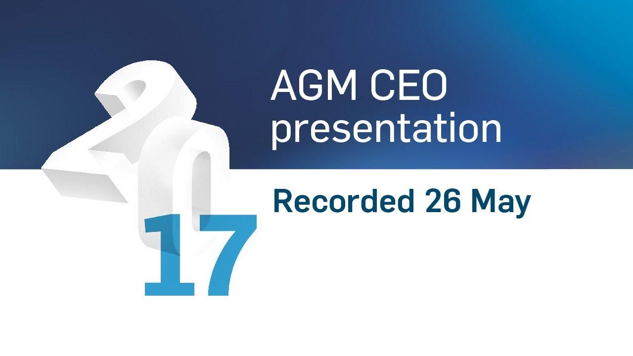 ceo presentation | capitec | agm 2017 live stream - youtube, Agm Presentation Template, Presentation templates