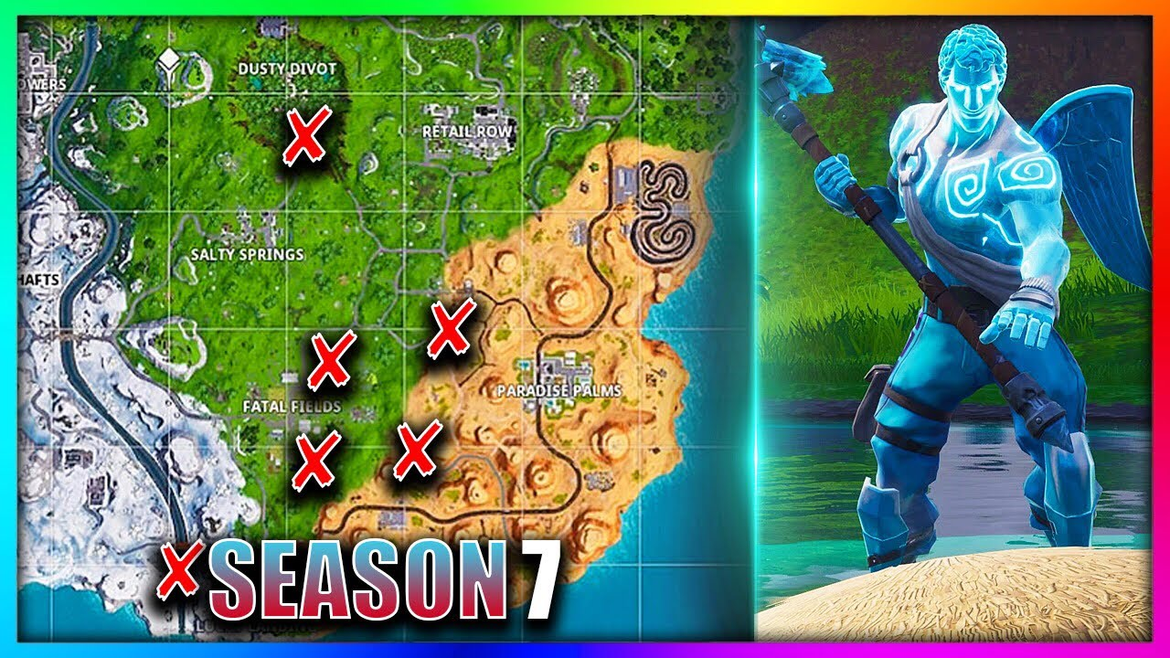 Search Waterside Goose Nests 14 Days Of Fortnite Challenge All