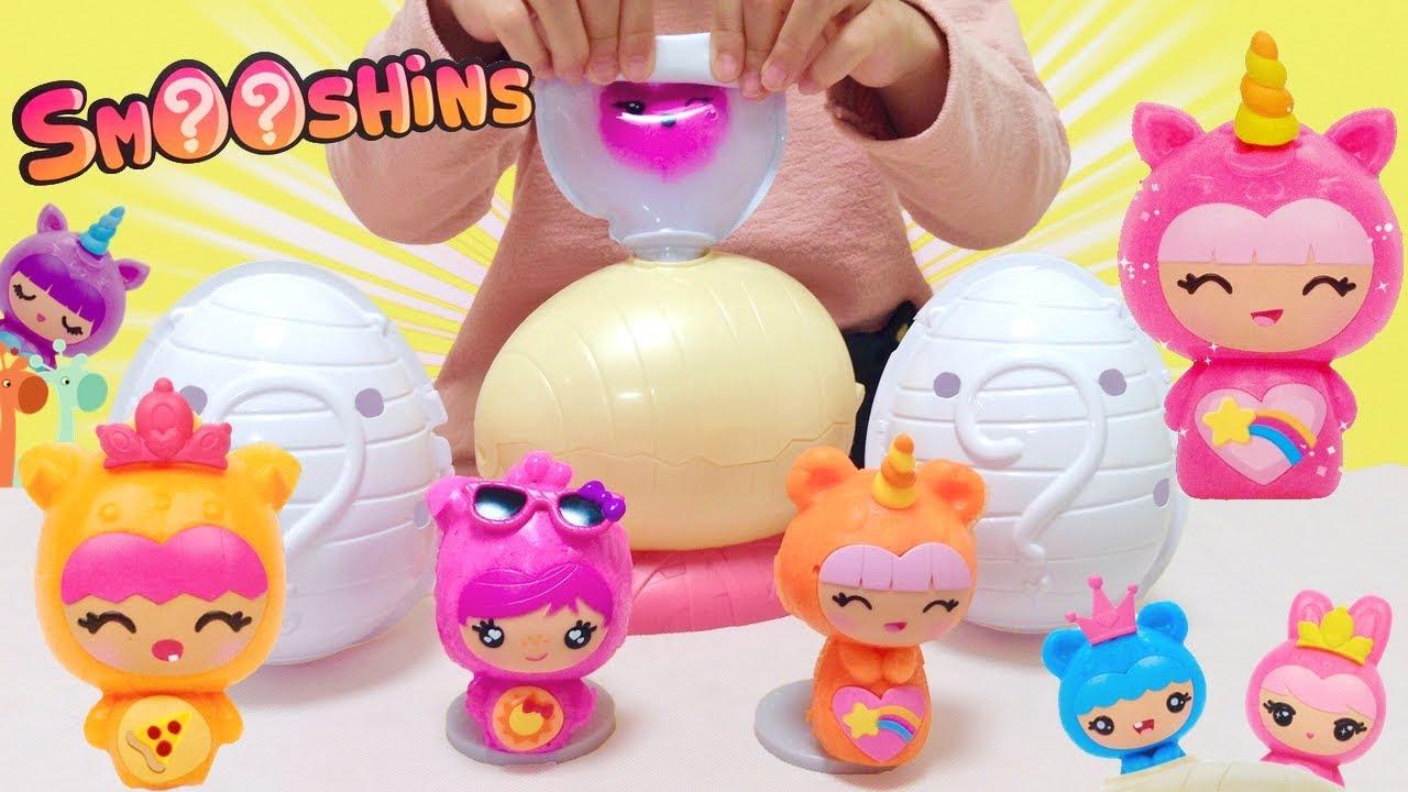 Squishy Maker Kit : ???????????! ?????? ????????? / Squishy Maker! Smooshins Surprise Maker Kit : DIY Toy Kit - YouTube