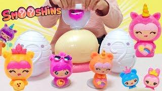 手作りスクイーズキット! たまごで作る ぷにぷにスクイーズ / Squishy Maker! Smooshins Surprise Maker Kit : DIY Toy Kit thumbnail