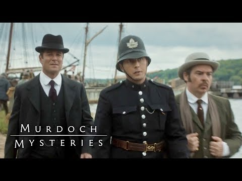"""Murdoch Episode 10, """"Pirates Of The Great Lakes"""", Preview 