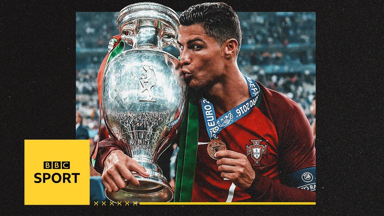 How Cristiano Ronaldo became a Euros legend   BBC Sport