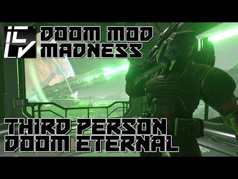 Third Person Doom Eternal - Doom Mod Madness