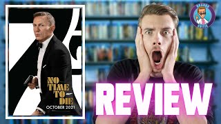 No Time To Die (2021) - Movie Review