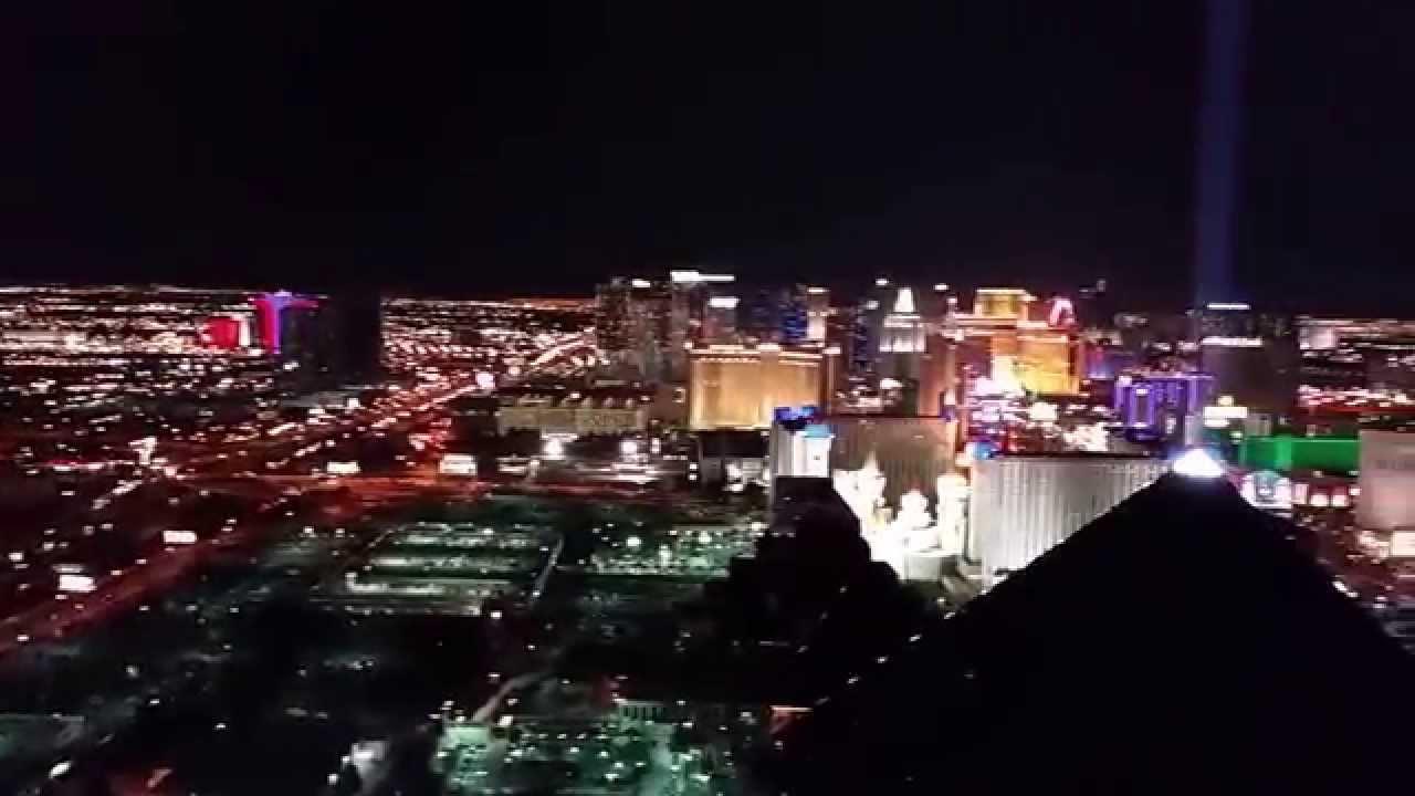 Mandalay Bay: Mix Bar on 63rd floor, Las Vegas, NV - YouTube