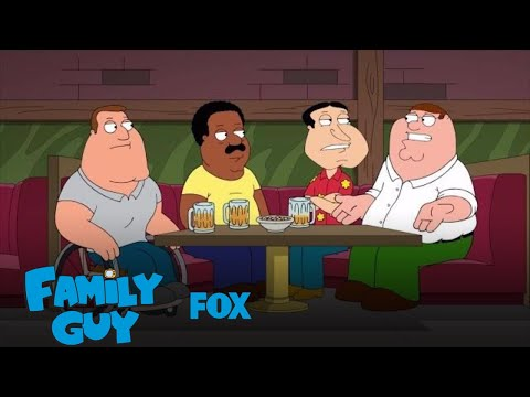 Peter Gets Kicked Out For Defending Brian | Season 16 Ep. 6 | FAMILY GUY