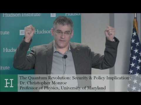 The Coming Quantum Revolution: Security and Policy Implications (Panel I)