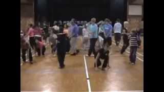 MM08 Thriller Rehearsal Step Trek