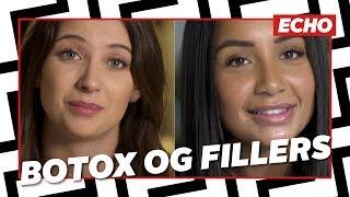 Katrine Regnbue og Nikita Klæstrup taler ærligt om botox og fillers