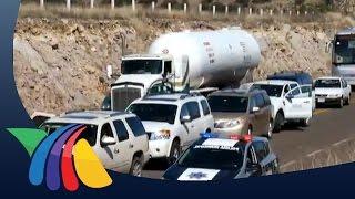 Trágico accidente super carretera Duran...