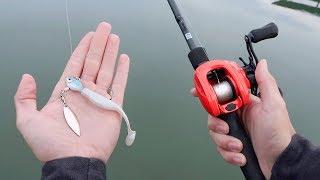 BEST Winter Fishing Lure (Bass Fishing Tips)