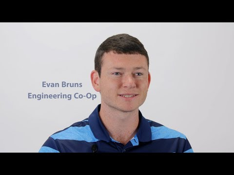 Engineering Co-Op Evan - 2018