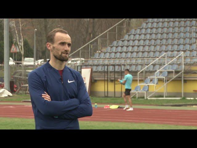 IC Sport 05.04.2021.  Intervju Amel Tuka