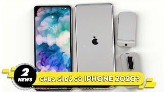 Lộ thông tin iPhone 2020, camera của MI MIX ALPHA chỉ là TRÒ LỪA BỊP | Hinews