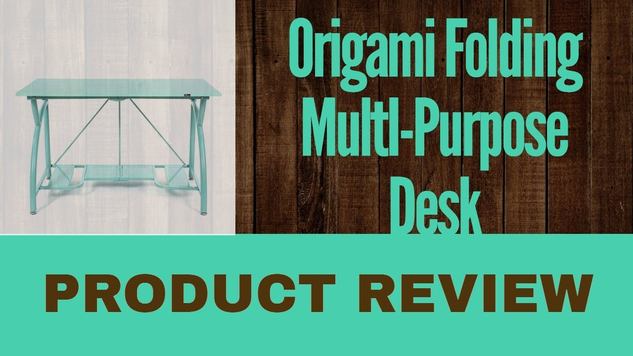 Origami™ Adjustable Computer Desk in White | Bed Bath & Beyond | 720x1280