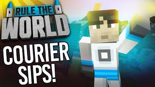 Minecraft Rule The World #76 - Courier Sips!