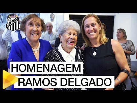 Ramos Delgado é homenageado no Memorial das Conquistas