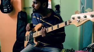 Yeh Tumhari Meri Baatein - Rock On (Bass Cover)