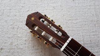 Demo: Yamaha G180 Classical Guitar (1975 - 76)