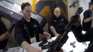 Salient Arms International Booth SHOT Show 2017