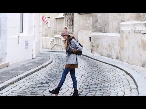 Vienna Austria Trip/ Christmas Markets and City- karelyvlogs